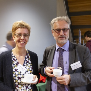 Project S01 Team Dr. Anke Tappe-Theodor and Prof. Rolf-Detlef Trete